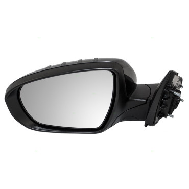 Picture of 14-15 Kia Optima New Drivers Power Side View Mirror Glass Housing Heated Signal & Power Folding
