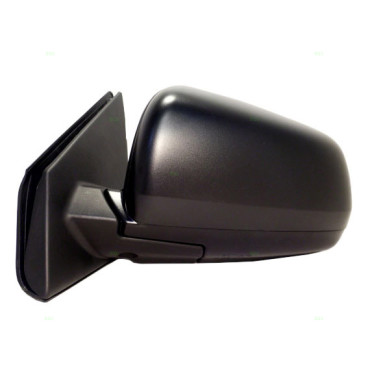 08-14 Mitsubishi Lancer New Drivers Power Side View Mirror Glass Housing Assembly
