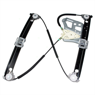 00-02 MB S-CLASS SEDAN POWER WINDOW REGULATOR W/O MOTOR FRONT LH