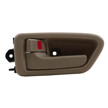 97 01 Toyota Camry Beige Drivers Inside Interior Front Rear Door Handle W Bezel
