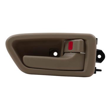 97 01 Toyota Camry Passengers Beige Inside Interior Front Rear Door Handle W Bezel