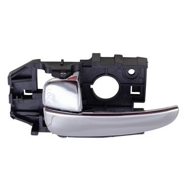 01 06 Hyundai Elantra Drivers Inside Front Chrome Specialty Door Handle