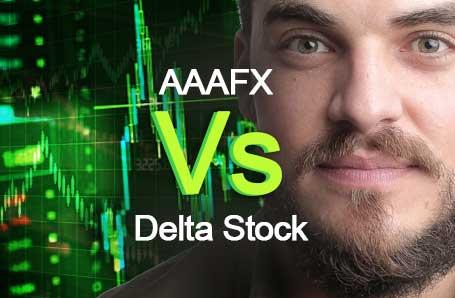 AAAFX Vs Delta Stock Who is better in 2021?