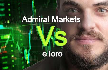 Admiral Markets Vs eToro Who is better in 2021?