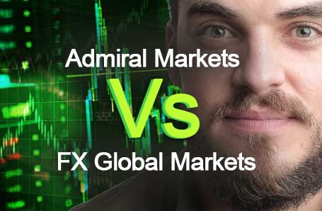 Admiral Markets Vs FX Global Markets Who is better in 2021?