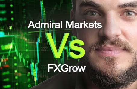 Admiral Markets Vs FXGrow Who is better in 2021?