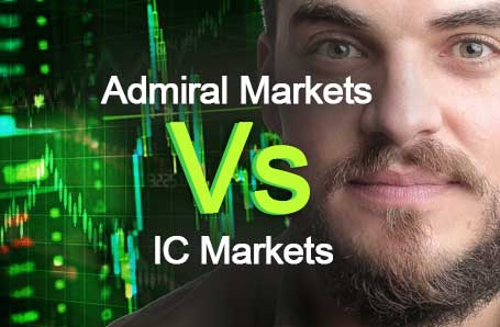 Admiral Markets Vs IC Markets Who is better in 2021?