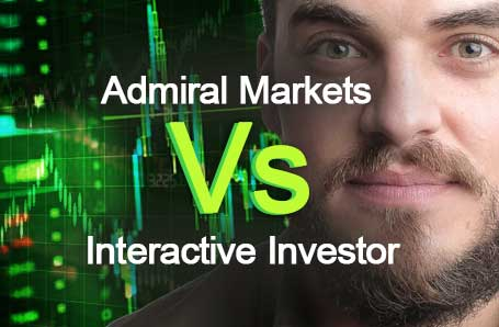 Admiral Markets Vs Interactive Investor Who is better in 2021?