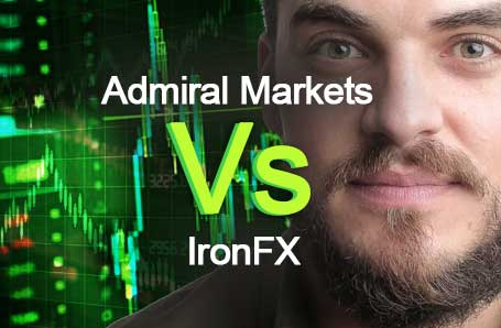 Admiral Markets Vs IronFX Who is better in 2021?