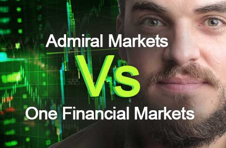 Admiral Markets Vs One Financial Markets Who is better in 2021?