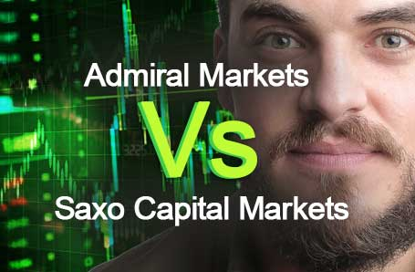Admiral Markets Vs Saxo Capital Markets Who is better in 2021?