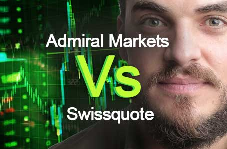 Admiral Markets Vs Swissquote Who is better in 2021?