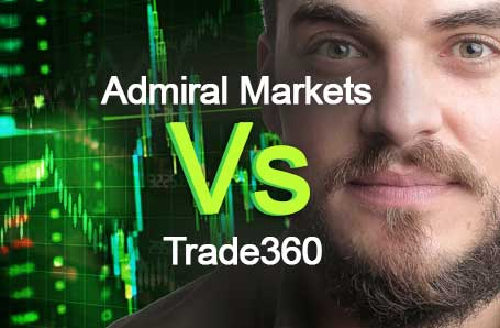 Admiral Markets Vs Trade360 Who is better in 2021?