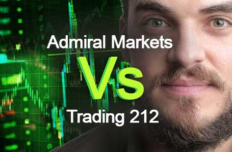 Admiral Markets Vs Trading 212 Who is better in 2021?