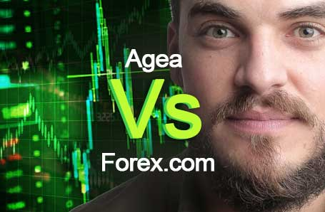 Agea Vs Forex.com Who is better in 2021?