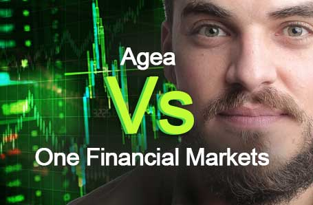 Agea Vs One Financial Markets Who is better in 2021?
