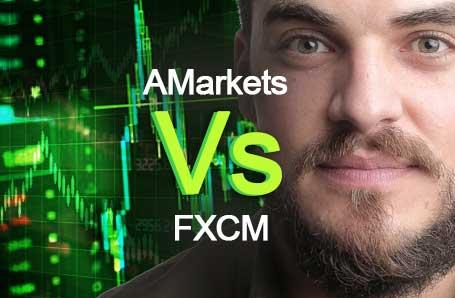AMarkets Vs FXCM Who is better in 2021?