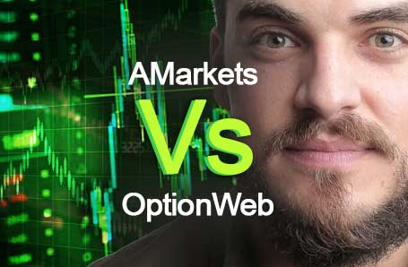 AMarkets Vs OptionWeb Who is better in 2021?