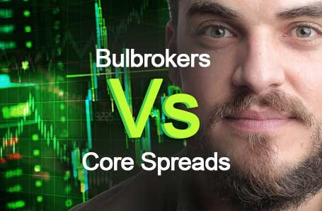 Bulbrokers Vs Core Spreads Who is better in 2021?