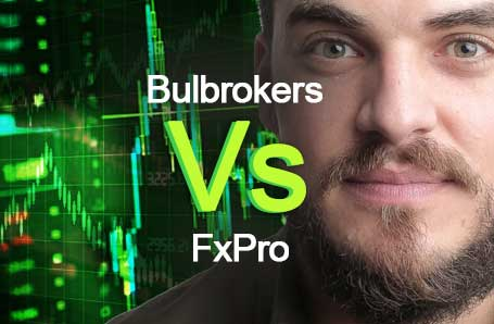 Bulbrokers Vs FxPro Who is better in 2021?