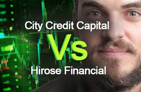 City Credit Capital Vs Hirose Financial Who is better in 2021?