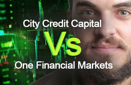 City Credit Capital Vs One Financial Markets Who is better in 2021?