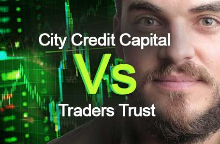 City Credit Capital Vs Traders Trust Who is better in 2021?