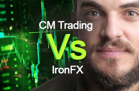 CM Trading Vs IronFX Who is better in 2021?