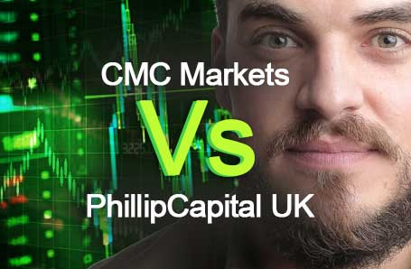 CMC Markets Vs PhillipCapital UK Who is better in 2021?