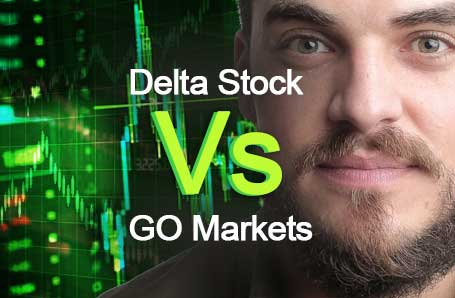 Delta Stock Vs GO Markets Who is better in 2021?
