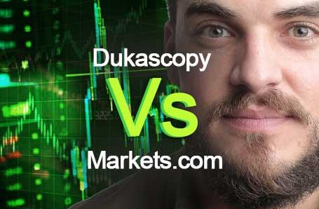 Dukascopy Vs Markets.com Who is better in 2021?