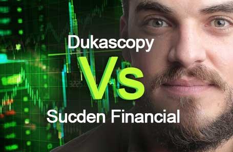 Dukascopy Vs Sucden Financial Who is better in 2021?