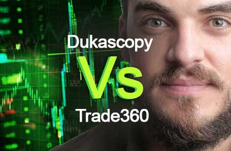 Dukascopy Vs Trade360 Who is better in 2021?