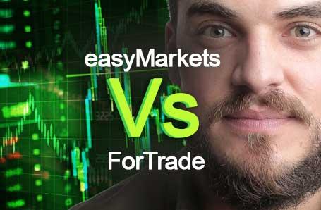 easyMarkets Vs ForTrade Who is better in 2021?