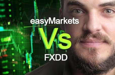 easyMarkets Vs FXDD Who is better in 2021?