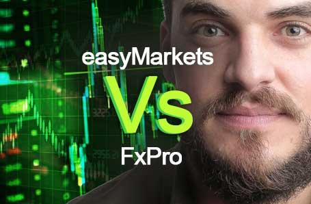 easyMarkets Vs FxPro Who is better in 2021?