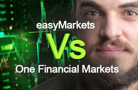 easyMarkets Vs One Financial Markets Who is better in 2021?