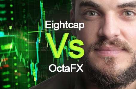 Eightcap Vs OctaFX Who is better in 2021?