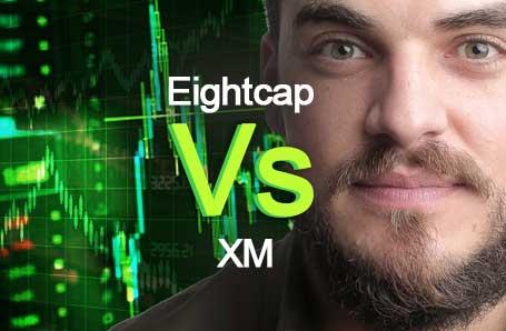 Eightcap Vs XM Who is better in 2021?
