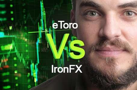 eToro Vs IronFX Who is better in 2021?