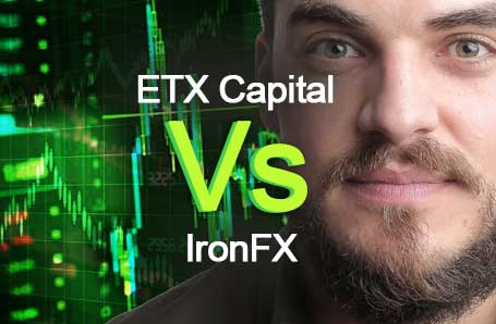 ETX Capital Vs IronFX Who is better in 2021?