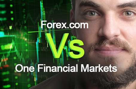 Forex.com Vs One Financial Markets Who is better in 2021?