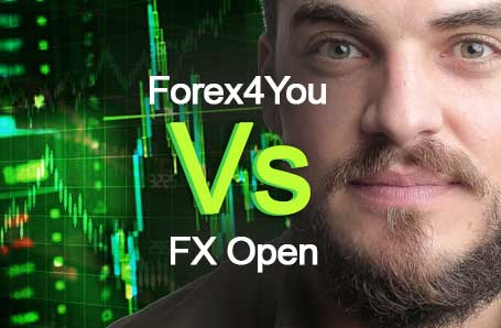 Forex4You Vs FX Open Who is better in 2021?