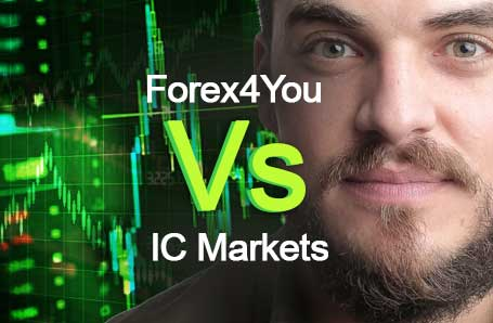 Forex4You Vs IC Markets Who is better in 2021?
