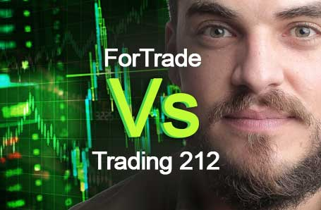 ForTrade Vs Trading 212 Who is better in 2021?