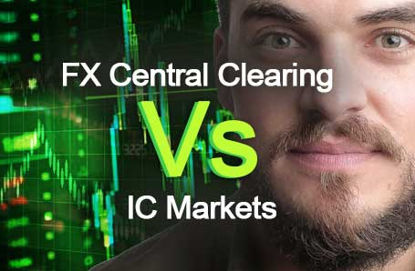FX Central Clearing Vs IC Markets Who is better in 2021?