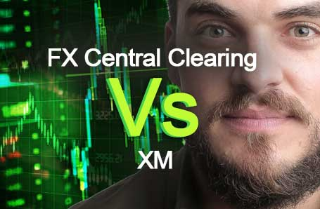 FX Central Clearing Vs XM Who is better in 2021?