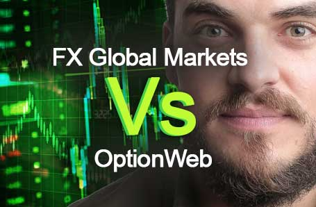 FX Global Markets Vs OptionWeb Who is better in 2021?