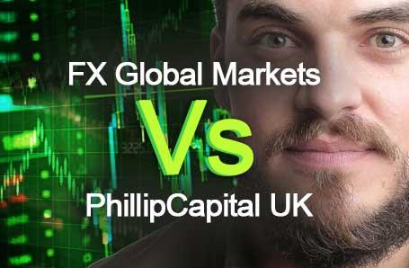 FX Global Markets Vs PhillipCapital UK Who is better in 2021?