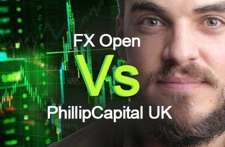 FX Open Vs PhillipCapital UK Who is better in 2021?